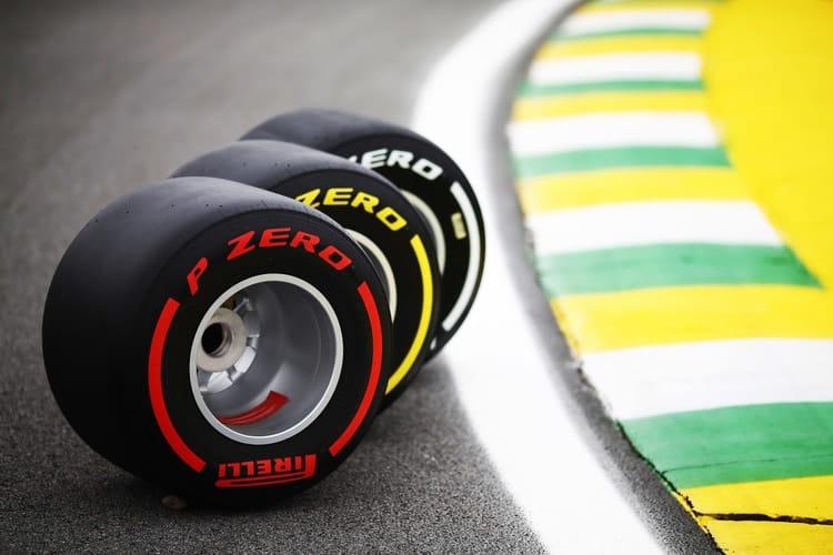 Pirelli tyres - 2018 Brazilian Grand Prix