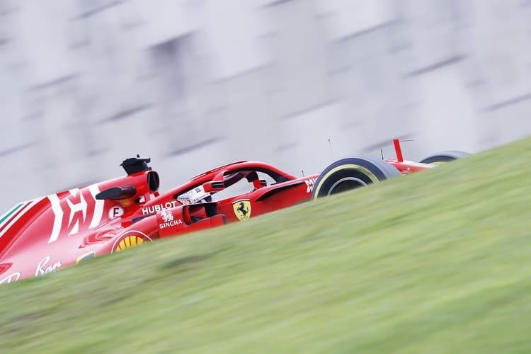 Sebastian Vettel - Formula 1 - 2018 Brazilian GP