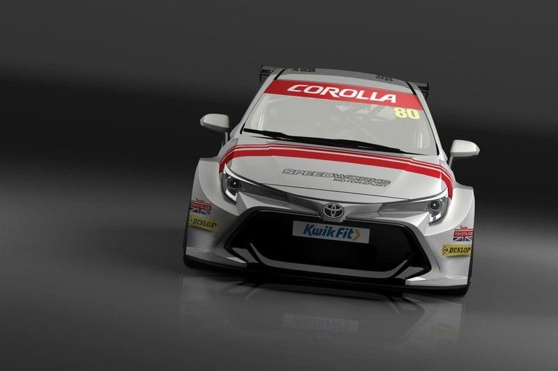 Toyota Corolla BTCC 2019