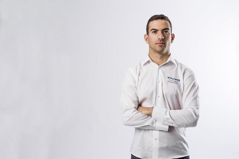 Nicholas Latifi - Williams Martini Racing - Reserve Driver