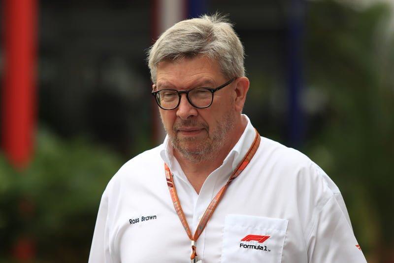 Ross Brawn - Technical Director - Formula 1