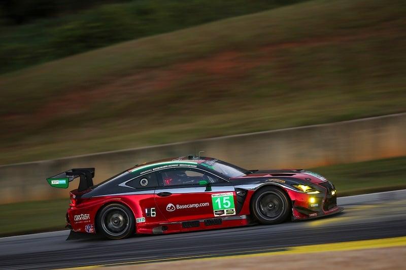 Sean Rayhall - 3GT Racing - Motul Petit Le Mans