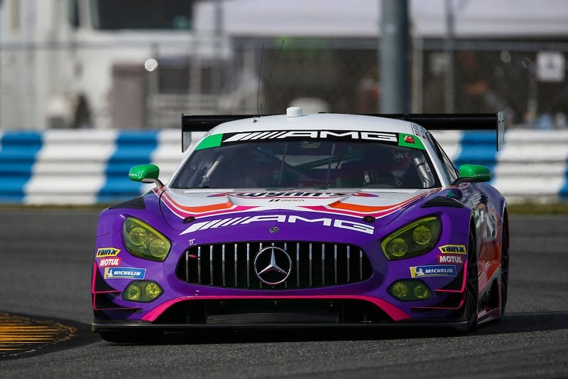 Riley Motorsports - Team AMG - Roar Before the 24 - Daytona International Speedway