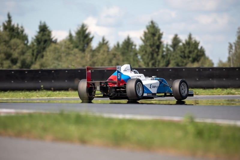 Mikhail Belov - SMP Racing