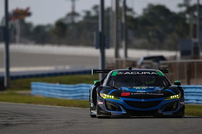 Meyer Shank Racing - Roar Before the 24 - Daytona International Speedway
