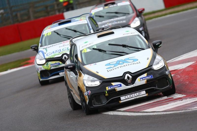 Jack McCarthy Team Pyro Renault UK Clio Cup