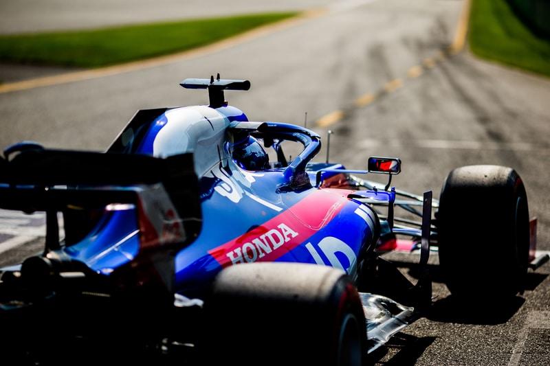 Scuderia Toro Rosso - Australian Grand Prix
