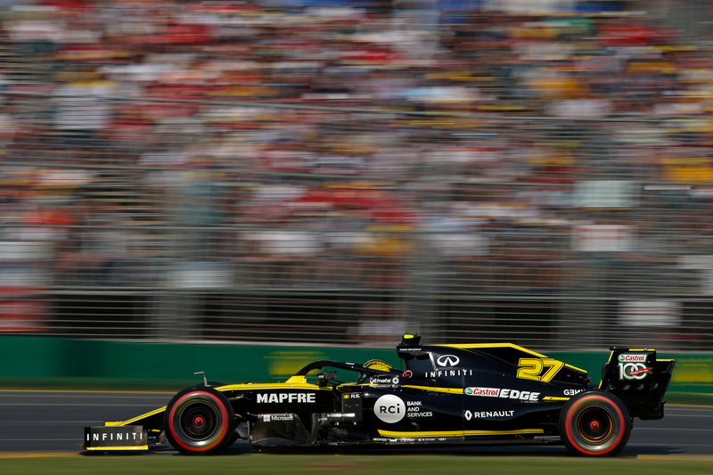 Nico Hülkenberg - Renault F1 Team - Albert Park