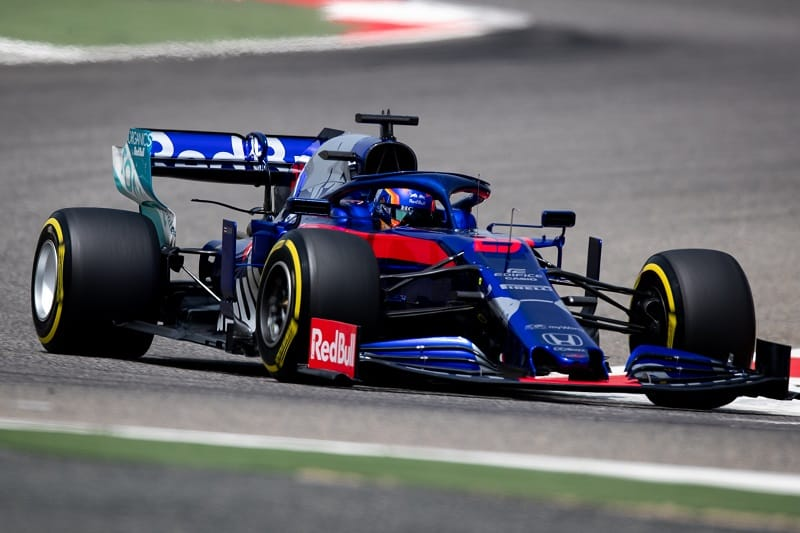 Alexander Albon - Red Bull Toro Rosso Honda - Sakhir International Circuit