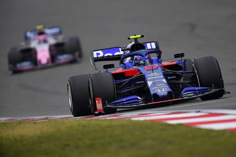 Alexander Albon - Red Bull Toro Rosso Honda - Shanghai International Circuit