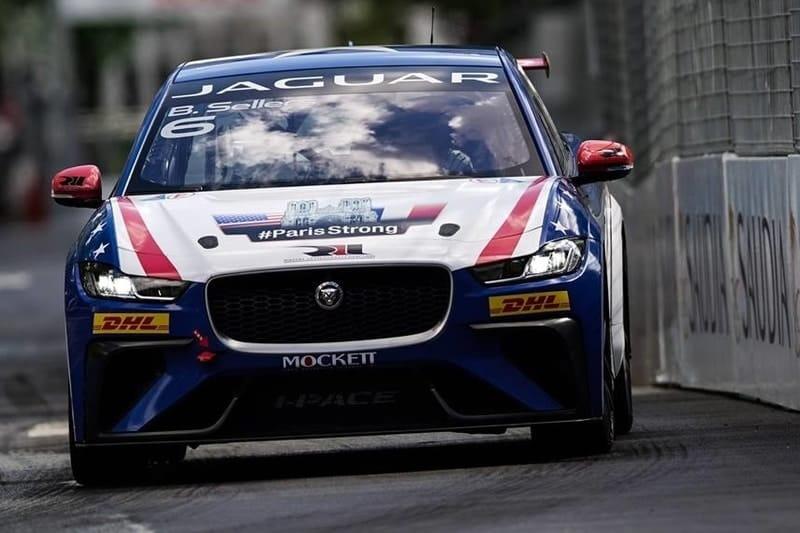 Bryan Sellers - rahal Letterman Lanigan Racing - Paris