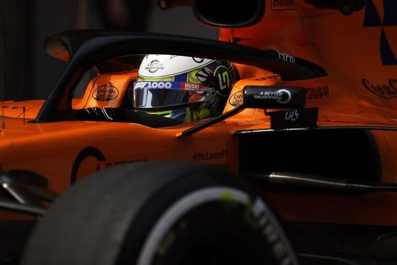 Lando Norris - McLaren F1 Team - Shanghai International Circuit