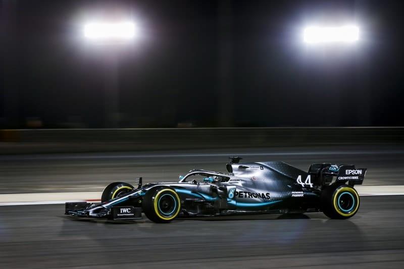 Lewis Hamilton - Mercedes AMG Formula 1 Team - Bahrain GP Test