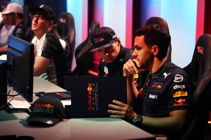 Max Verstappen - F1 Esports - Draft