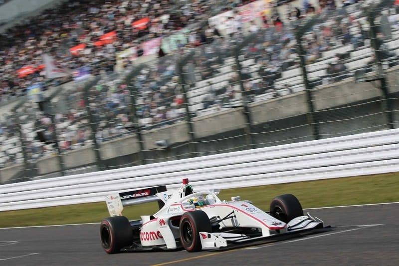 Naoki Yamamoto - DoCoMo Team Dandelion Racing - Suzuka International Racing Course