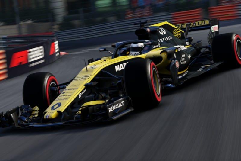 Renault F1 - Esports 2019