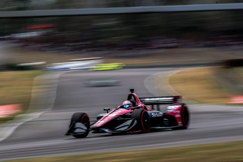 Jack Harvey (GBR), Meyer Shank Racing, 2019 NTT IndyCar Series, Barber