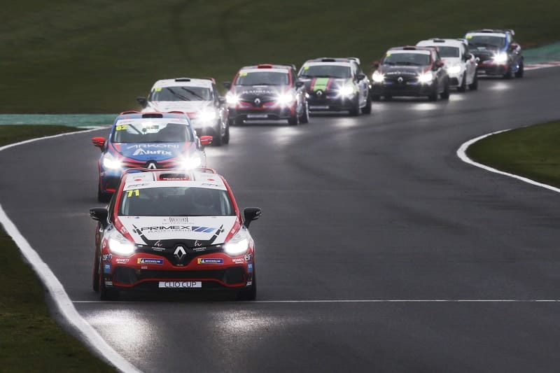 Clio Cup Brands Hatch 2019
