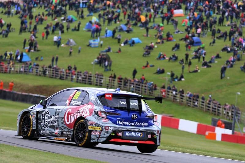 Tom Ingram BTCC 2019