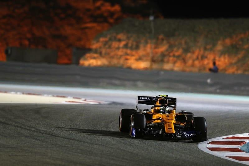 Lando Norris - Formula 1 - 2019 Bahrain GP