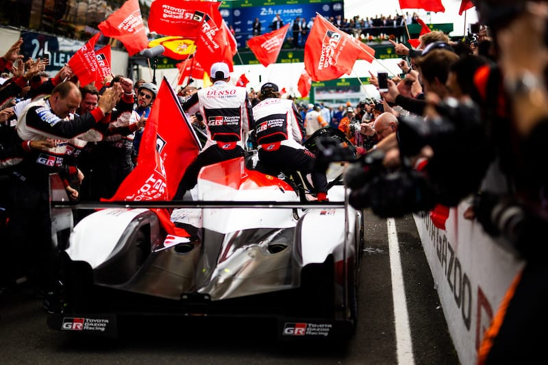 Toyota Gazoo Racing claimed overall victory for the first time at the 2018 24 Hours of Le Mans.