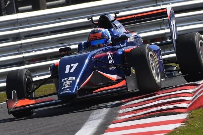 Clement Novalak - post-Oulton Park British F3 test