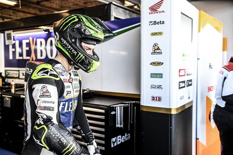 Crutchlow looks to kick-start his season at Jerez