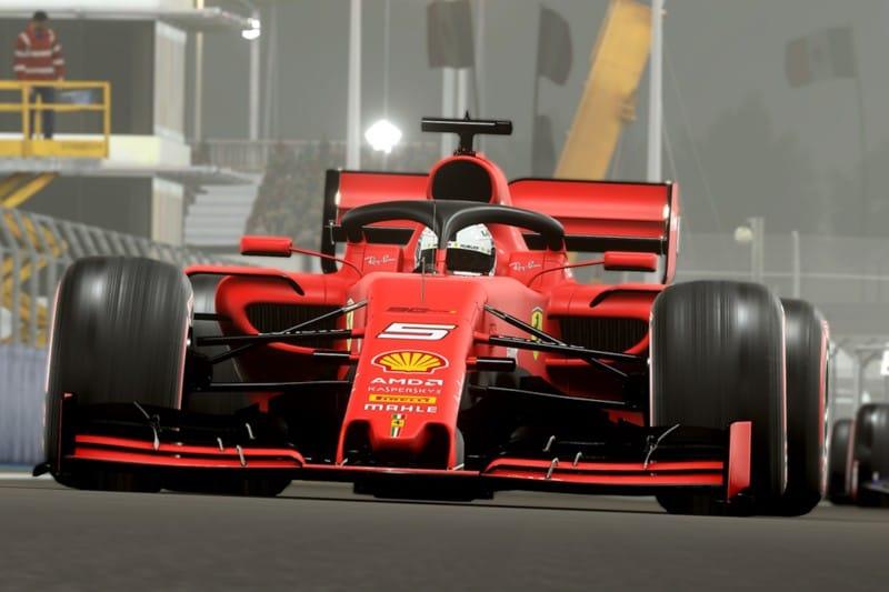 F1 2019 - Ferrari - Esports
