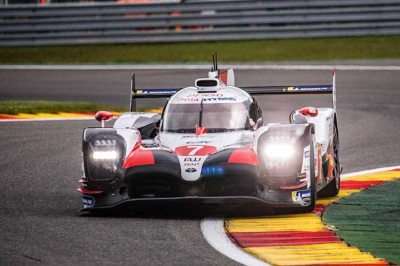 The #7 Toyota Gazoo Racing took pole position ahead of the sister car for the penultimate round of the FIA World Endurance Championship Superseason.
