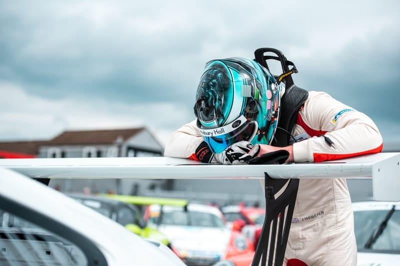 Josh Webster - Porsche Carrera Cup GB