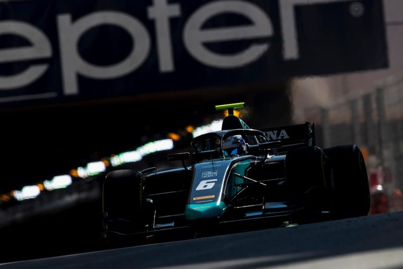 Latifi - Monaco - F2