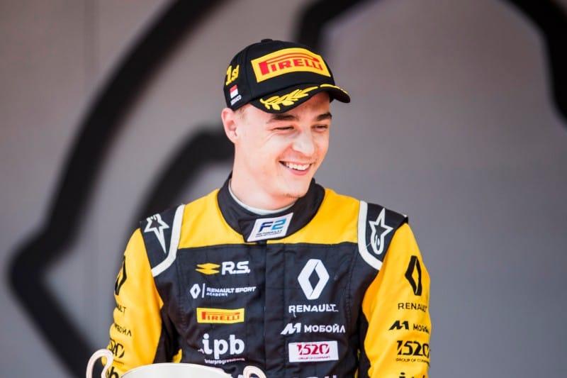 Markelov - F2 - Monaco