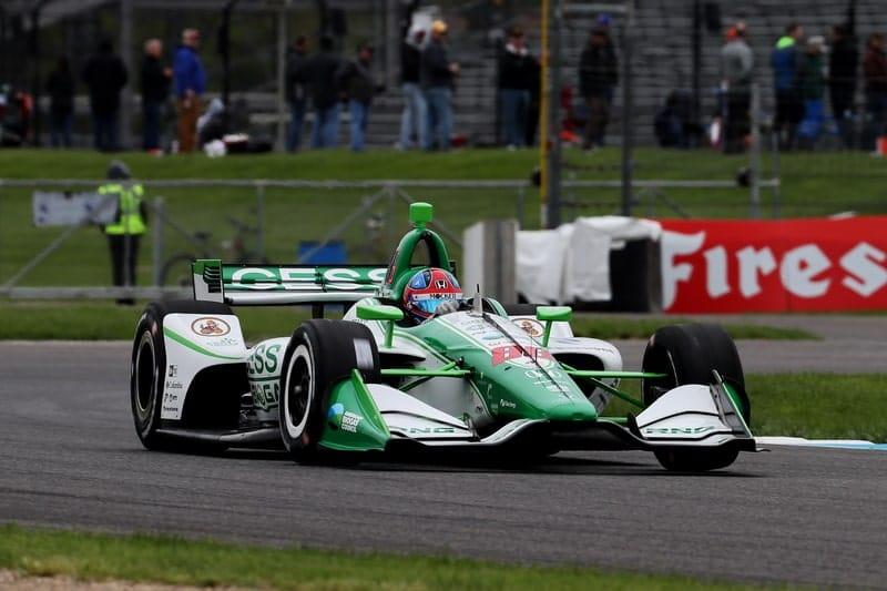 Colton Herta (USA), Harding Steinbrenner Racing, 2019 NTT IndyCar Series, Indianapolis GP