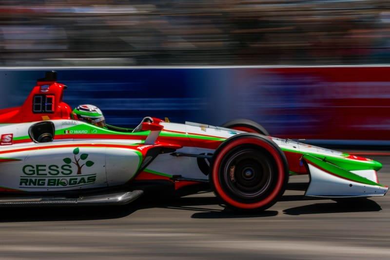 Patricio O'Ward (MEX), Carlin, 2019 NTT IndyCar Series, Long Beach