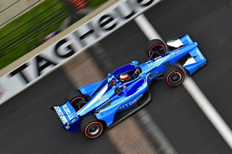 Felix Rosenqvist (SWE), Chip Ganassi Racing, 2019 NTT IndyCar Series, Indianapolis