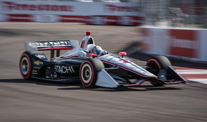 Josef Newgarden (USA), Team Penske, 2019 NTT IndyCar Series, St. Petersburg