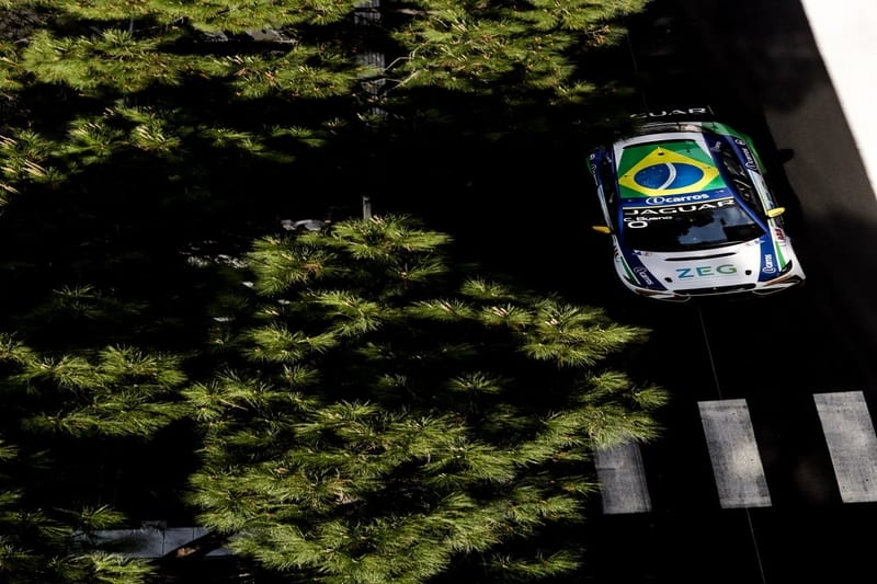 Caca Bueno - Jaguar Brazil Racing - 2018-19 Jaguar I-Pace eTrophy at the Monaco - Qualifying