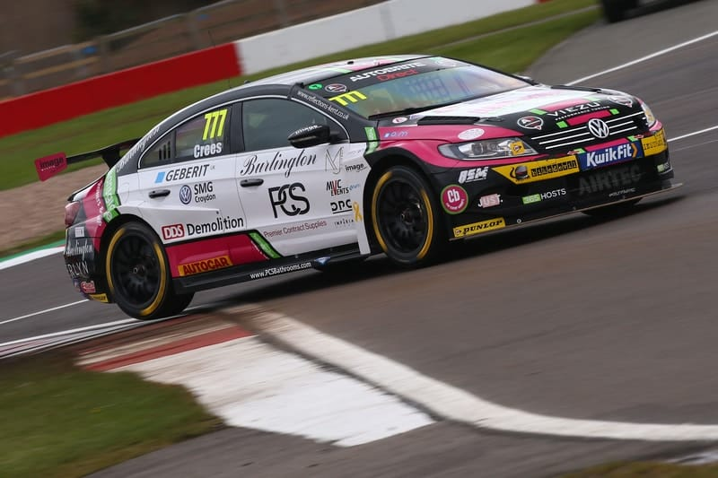 Michael Crees BTCC 2019