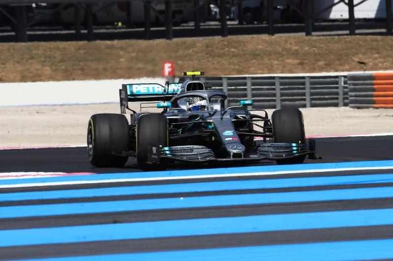 Bottas - Mercedes - F1 France