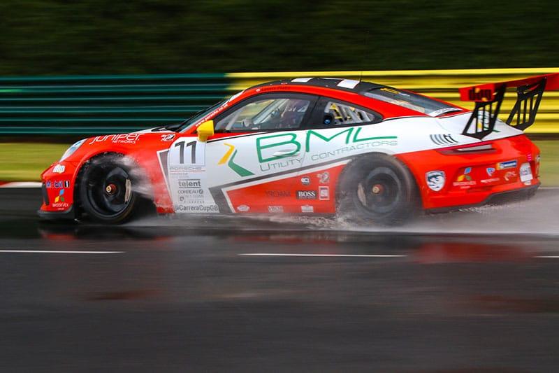 Lewis Plato - 2019 Porsche Carrera Cup GB