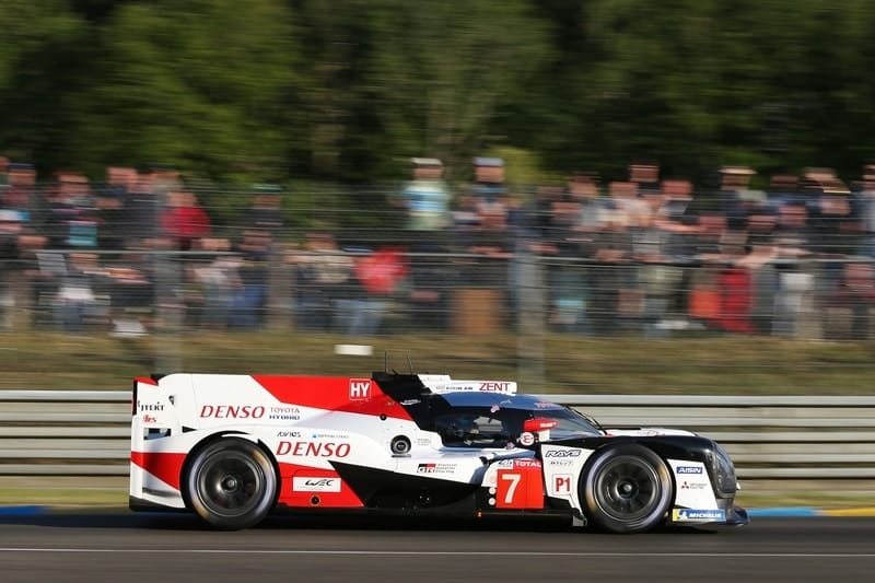 Toyota #7 - World Endurance Championship - 2019 24 Hours of Le Mans