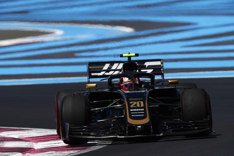 Kevin Magnussen - Formula 1 - 2019 French GP