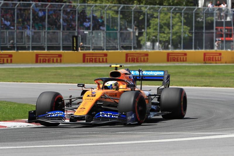 Lando Norris - McLaren F1 Team at the 2019 Formula 1 Canadian Grand Prix - Circuit Gilles Villeneuve - Qualifying