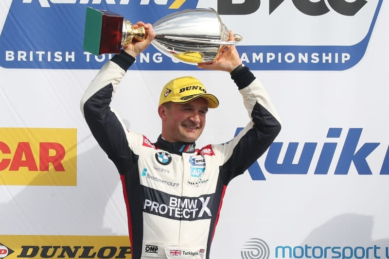 Colin Turkington BTCC 2019