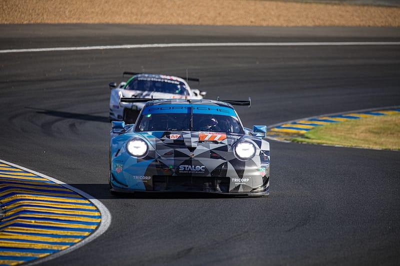 #77 Dempsey-Proton Racing Porsche