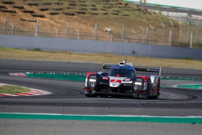 Toyota Gazoo Racing led a one-two overall for every session of the 2019 WEC Prologue