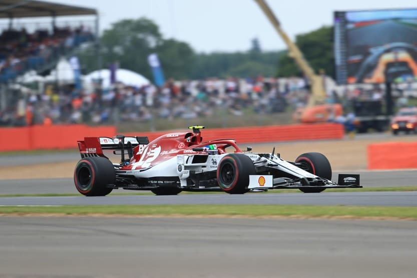 Alfa Romeo Racing - British Grand Prix