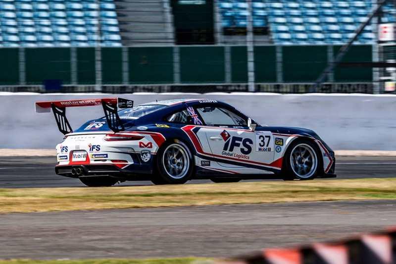 Dan Harper - Porsche Mobil 1 Supercup