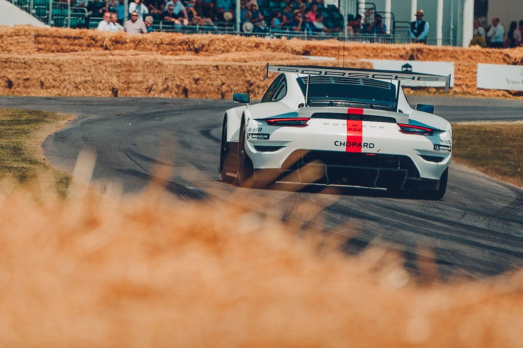 Porsche 911 RSR 2019 - Goodwood Festival of Speed