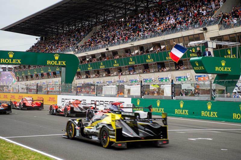 Start of the 87th 24 Hours of Le Mans - LMP2